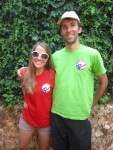 Merry Christmas from Peace Corps South Africa! (Brooke and John)