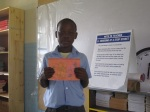 Asanda, age 11