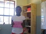 Ayanda, age 11