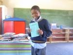 Kwamukelo, age 12