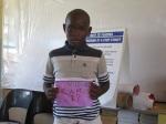 Nhkanipho D., age 12
