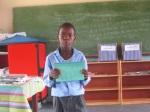 Sanele, age 11