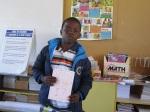 Sibusiso, age 12