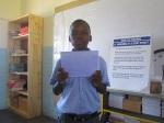 Siyabonga, age 11