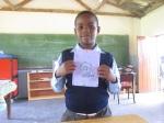 Sizwe, age 11