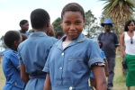 Nqobile, one of my grade 5 girls
