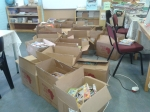 Done cataloguing all these boxes!